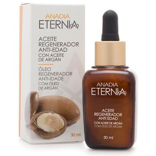 Aceite regenerador anti edad 30ml Anadia