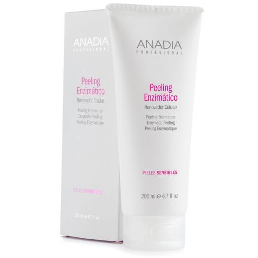 Peeling enzimatico 200ml pieles sensibles Anadia
