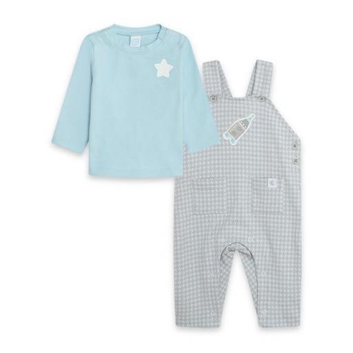 Conjunto Peto bebé niño Tuc Tuc 11310077 jpg