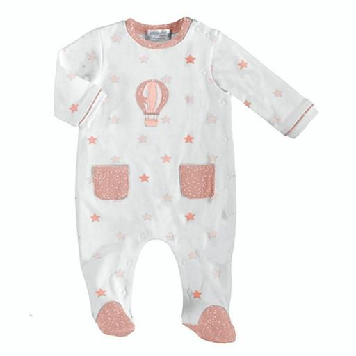 Pijama pelele niña entretiempo Mayoral