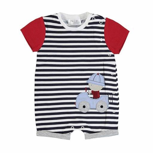 Pelele Pijama niño Mayoral manga corta