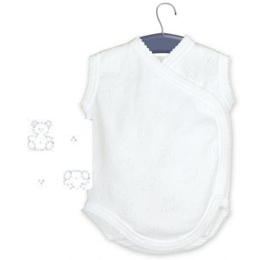 Body bebé recién nacido cruzado sin mangas calado  Calamaro1750.jpg [0]