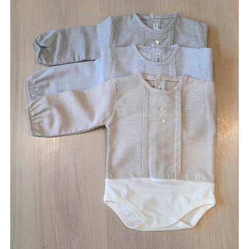 Calamaro Body Camisa Biela 19083 jpg