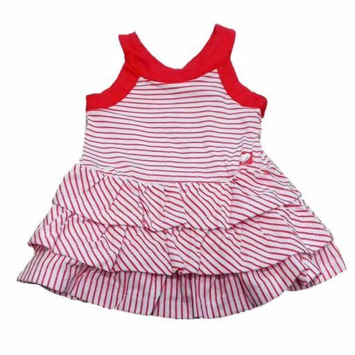 Vestido bebé Yatsi verano