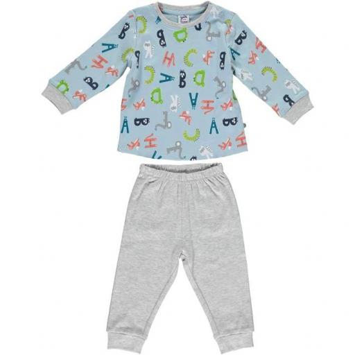 Comprar Pijama niño algodón interlock Tobogan 20220550.jpg
