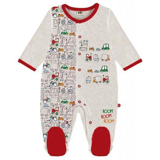 Yatsi - Pijama pelele primera puesta en algodón fino abertura delante 21130303.jpg