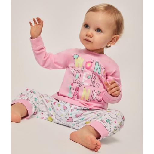 Yatsi - Comprar Pijama bebé niña algiodón entretiempo 21130511.jpg