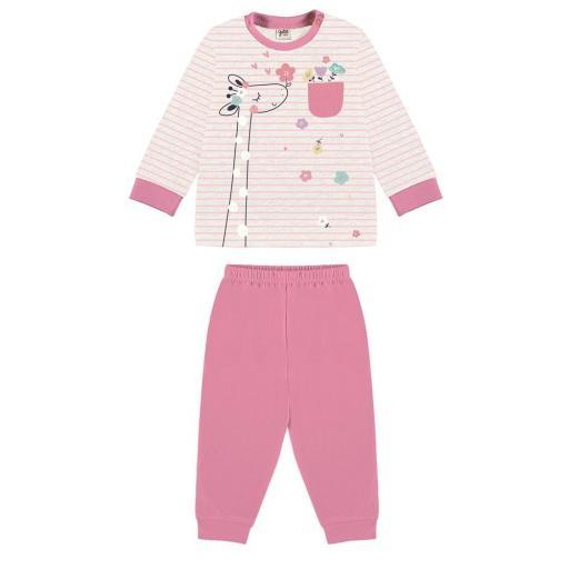 Yatsi - Comprar Pijama bebé niña algodón fino entretiempo 21130513.jpg