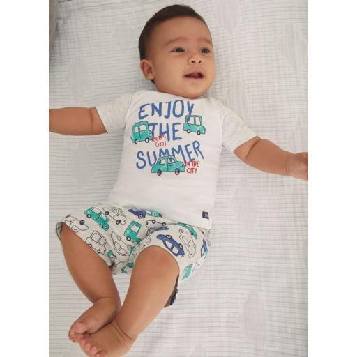 Comprar Conjunto bebé recién nacido Yatsi 21131101 jpg