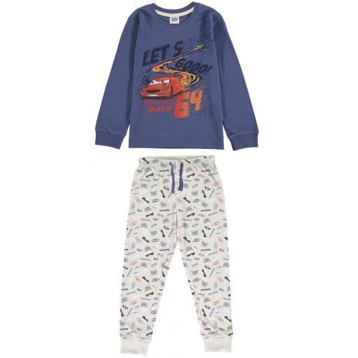 Tobogan  - Pijama niño manga larga primavera entretiempo 21137032.jpg
