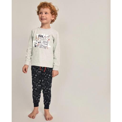 Tobogan Pijama niño manga larga primavera entretiempo 21137033.jpg