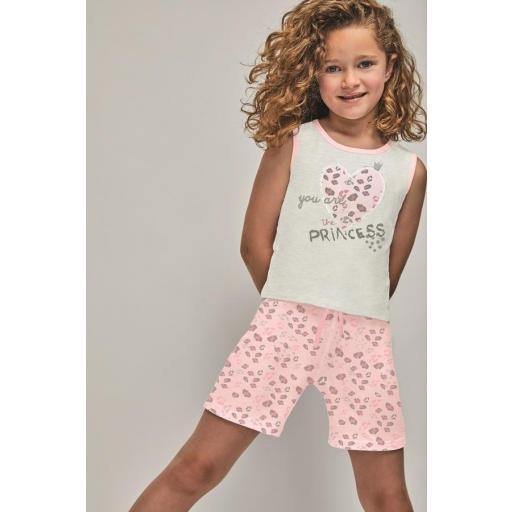 Tobogan Pijama niña verano tirantes sin mangas 21137071.jpg