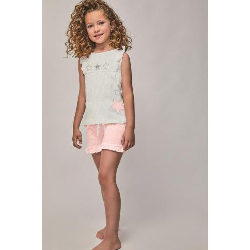 Tobogan Pijama niña verano tirantes sin mangas 21137073.jpg