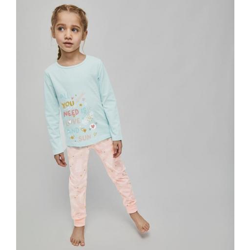 Tobogan Pijama niña primavera manga larga con puño 21137083.jpg
