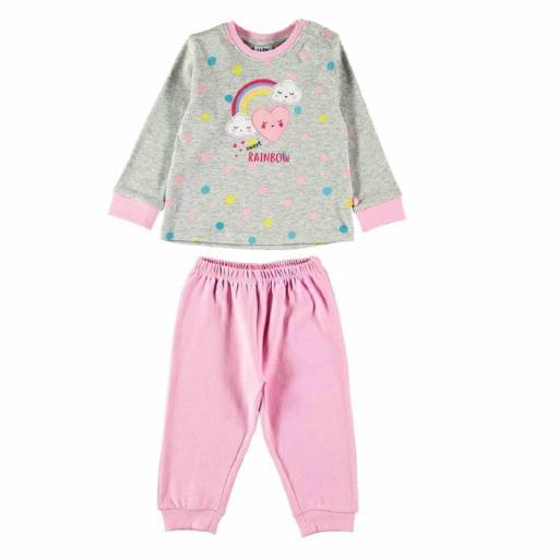 Yatsi Pijama bebé niña 2 piezas de algodón interlock  21220526.jpg