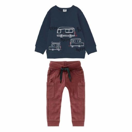 Yatsi Conjunto Chándal bebé y niño 2 piezas felpa 21222043.jpg