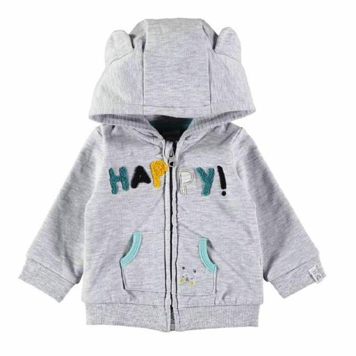 Yatsi Chaqueta con capucha para bebé 21222904.jpg