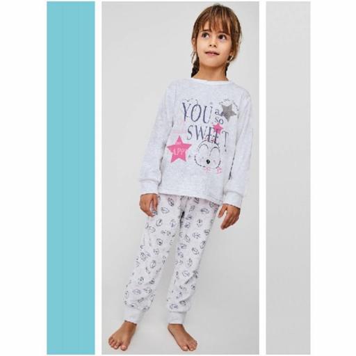 Pijamas Tobogan para niñas y niños de invierno 21227304 GRIS.jpg