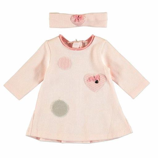 Vestido bebé niña de MAYORAL 2802.jpg