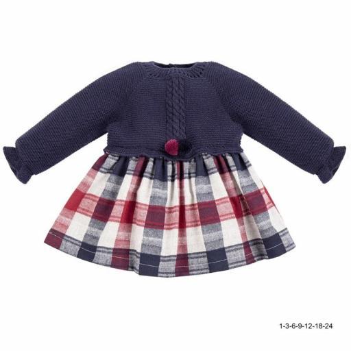Alber Vestido bebé niña de vestir 3118.jpg