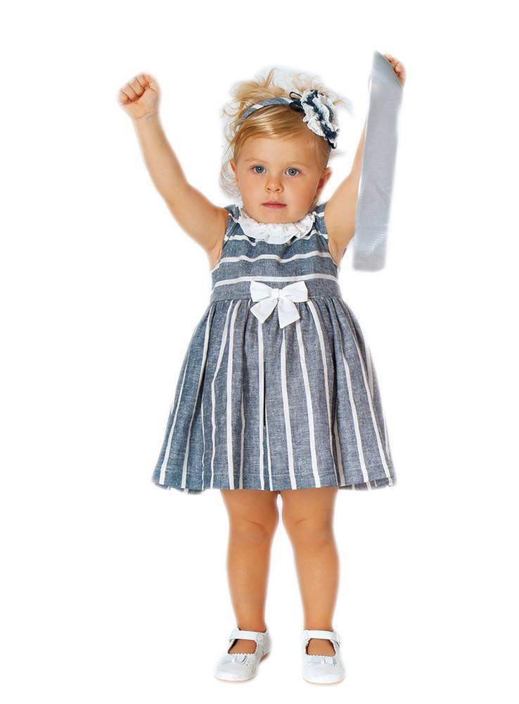 Vestido bebé verano Alber MERCEDES