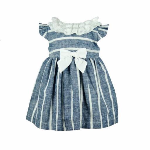 Vestido bebé verano Alber 3814 jpg [1]