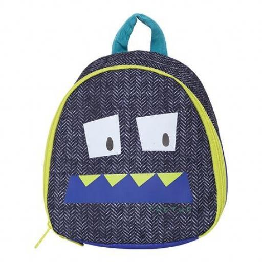 MOCHILA INFANCÍA ABC MONSTERS