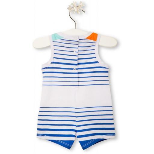 Pelele corto bebé niño Tuc Tuc CRABS [1]