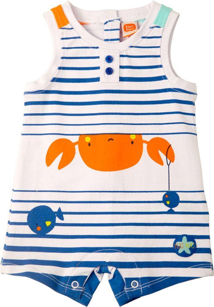 Tuc Tuc Pelele corto bebé niño Crabs 48105.jpg