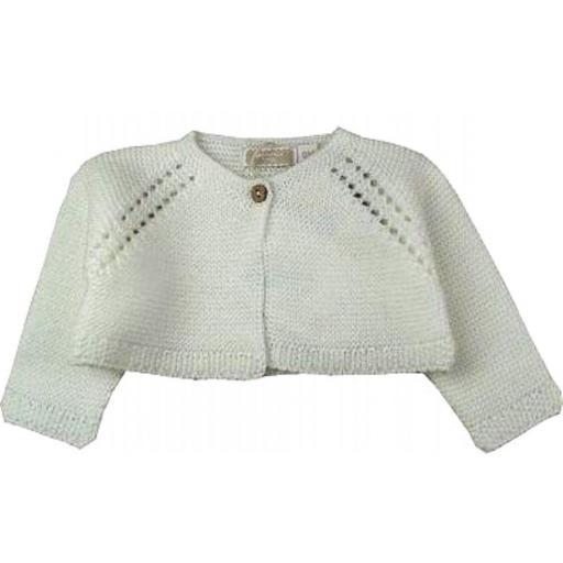 Chaqueta niña lana Pecesa 969-042 Crudo.jpg