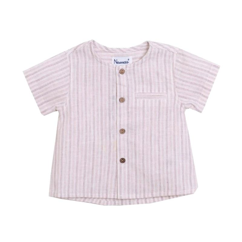 Newness Camisa verano bebé niño BBV98067.jpg