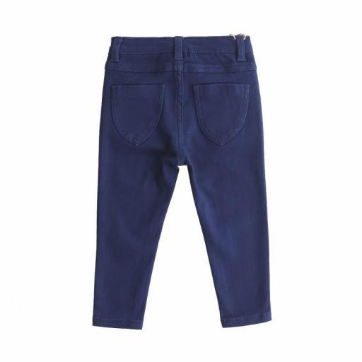 Pantalón Vaquero Color  [1]