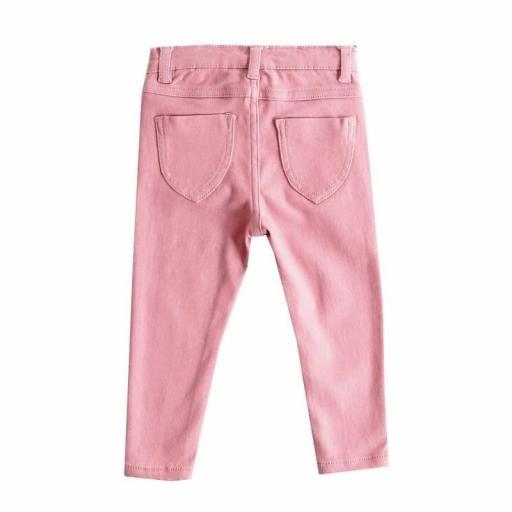 Pantalón bebé niña loneta cálida Newness [1]