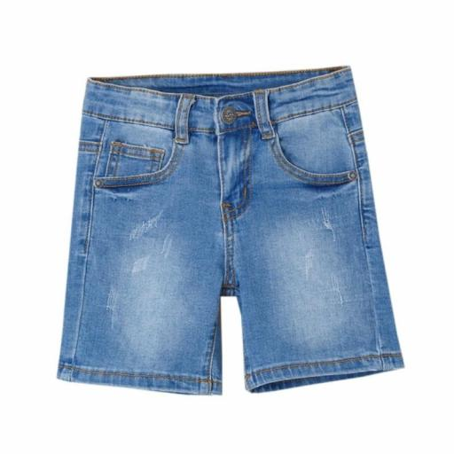 Newness Pantalón corto vaquero niño JBV51259.jpg