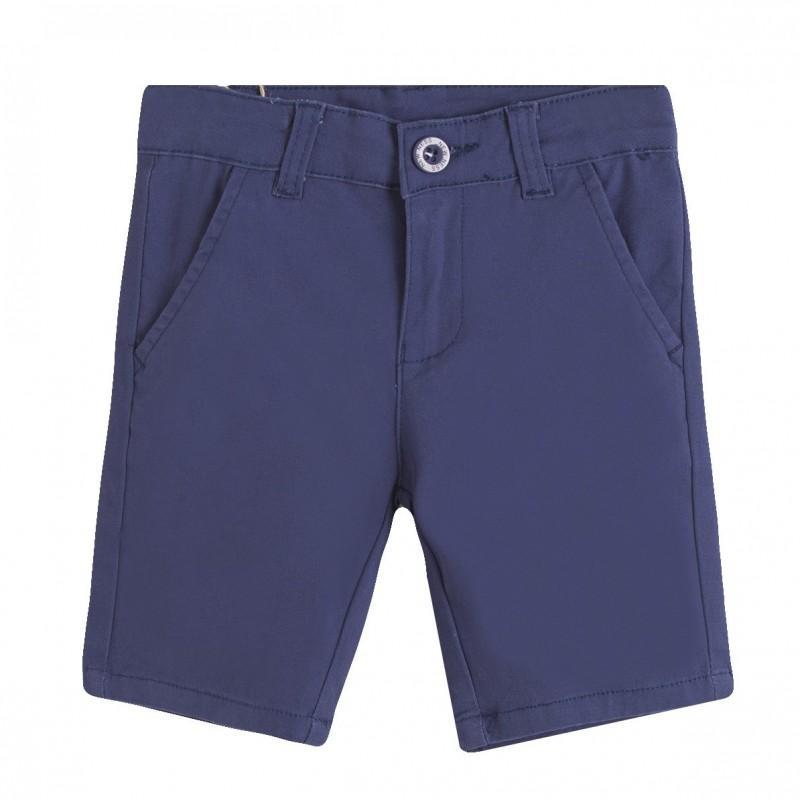 Newness Pantalón corto chino básico marino JBV59308.jpg