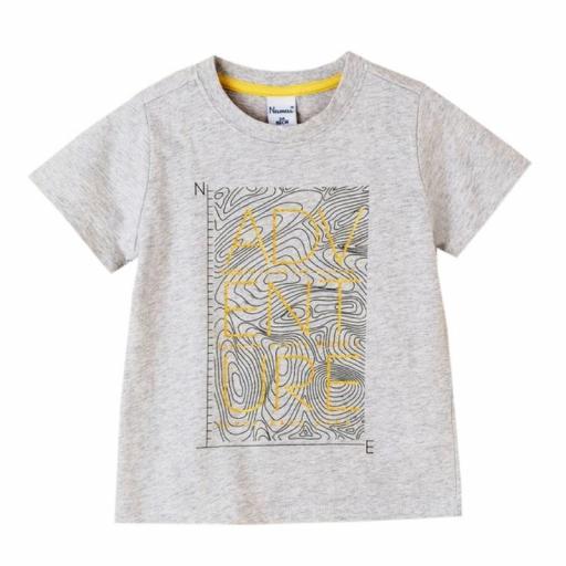 Newness Camiseta niño manga corta verano JBV61213.jpg