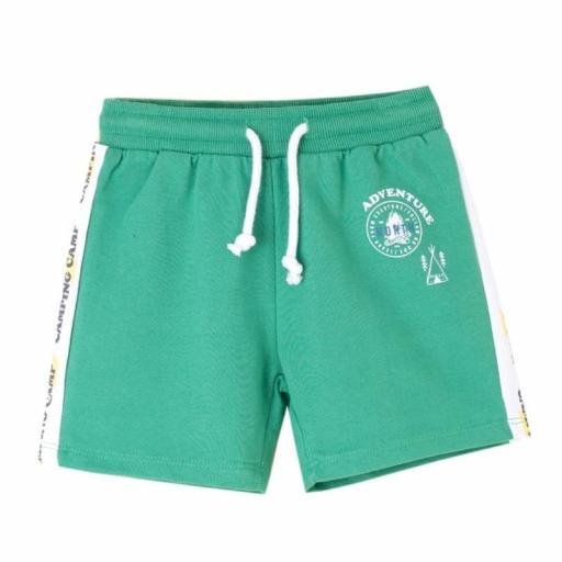 Newness Pantalón corto niño algodón JBV61226.jpg