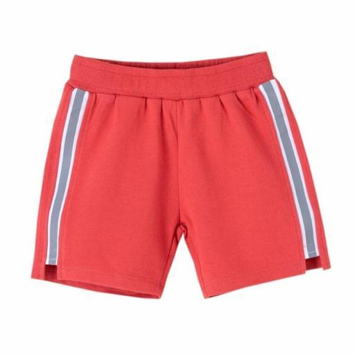 Newness Pantalón corto niño algodón JBV61266.jpg