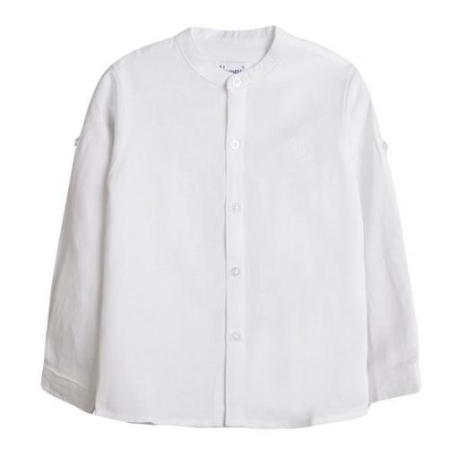 Camisa-niño-manga-larga-cuello-mao-blanca-Newness-JBV90212.jpg