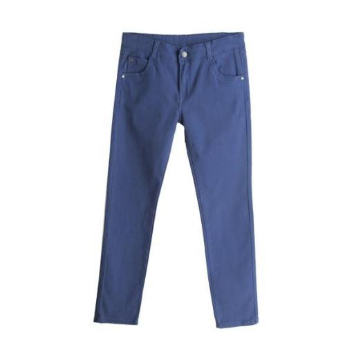 PANTALÓN LONETA GRUESA COLOR SLIM