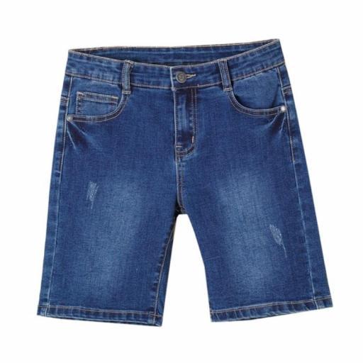 Newness Pantalón corto vaquero niño KBV51417.jpg