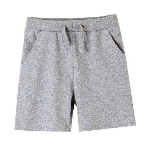 Newness Pantalón corto niño básico algodón KBV71421.jpg