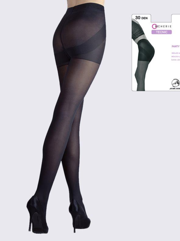 PANTY PIN UP REDUCTOR 30 DENIERS