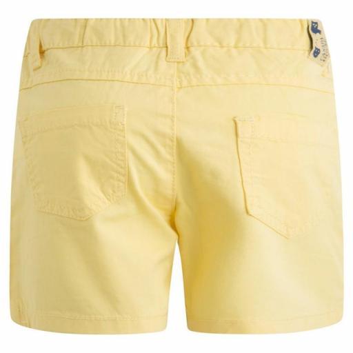 Pantalón corto bebé niño Canada House BBCOTTON [1]
