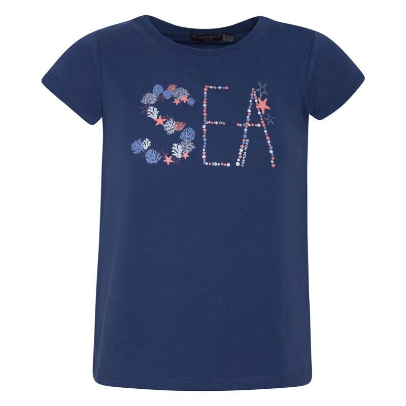 Canada House Camiseta niña manga corta T9JA4313.jpg