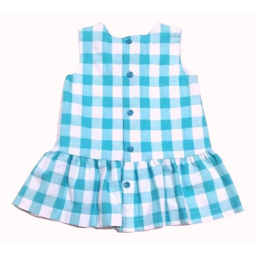 Vestido bebé verano Alber [1]