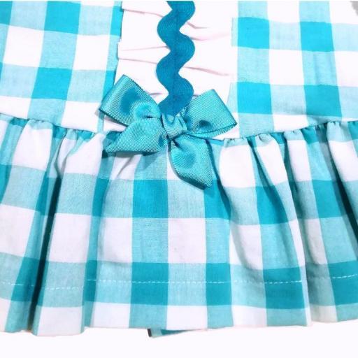 Vestido bebé verano Alber [2]