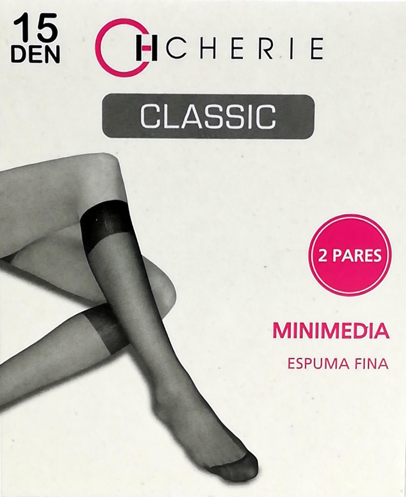 """MINIMEDIA ESPUMA FINA """"CLASSIC"""" 15 DEN."""