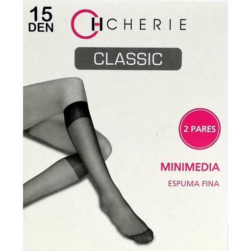 """MINIMEDIA ESPUMA FINA """"CLASSIC"""" 15 DEN. [0]"""