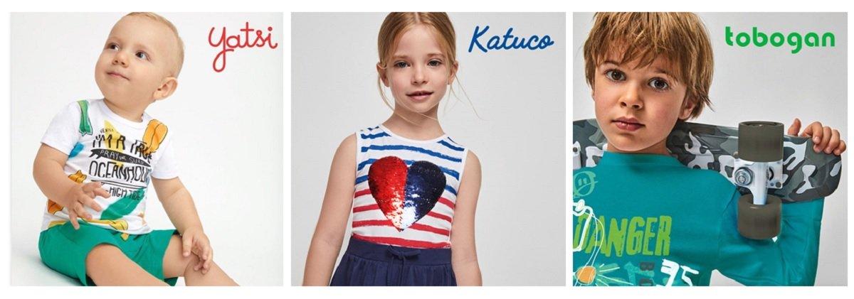 Yatsi bebé - Katuco Infantil Junior - Pijamas Tobogan